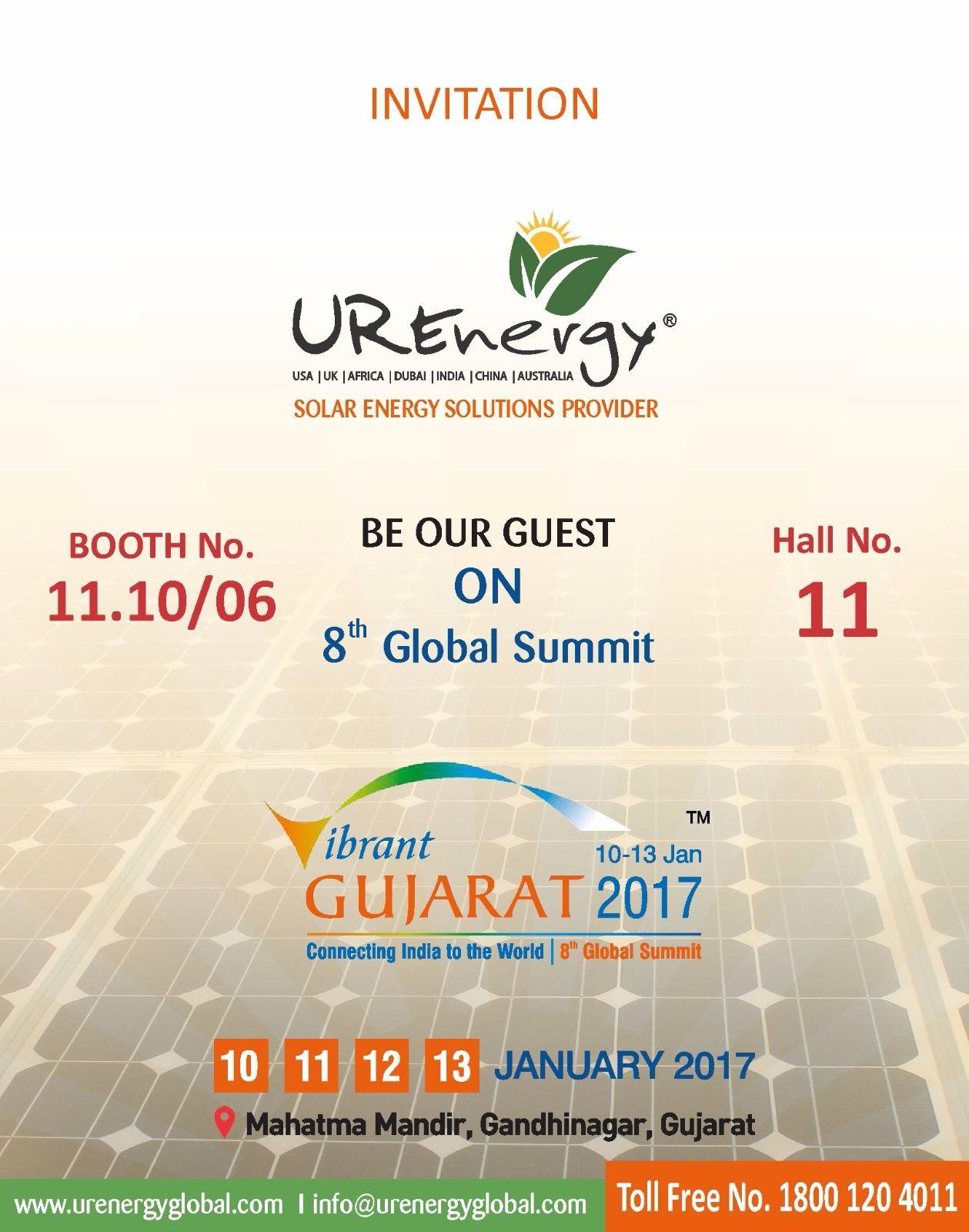 Rooftop Solar Panel Inverters Water Pump Solar Epc Gujarat India U R Energy Solar Energy Solutions Solar Water Pump Renewable Energy Companies