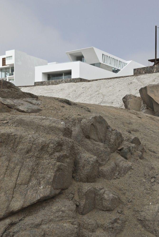 House Playa El Golf H4 / RRMR Arquitectos - Peru