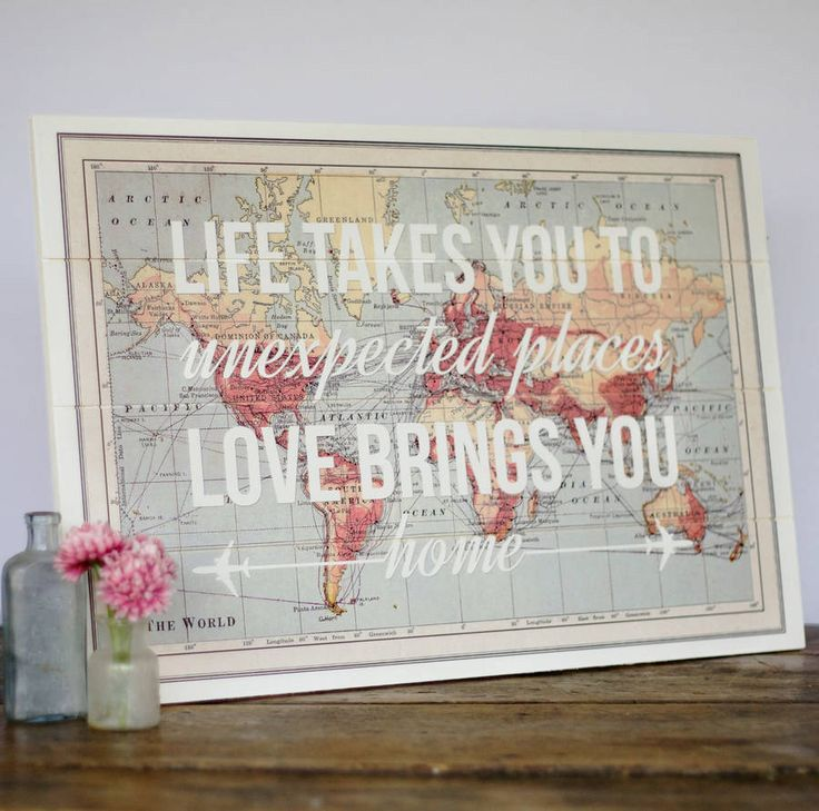 Home Decorating Ideas To Use Maps 3 crafty Pinterest Room