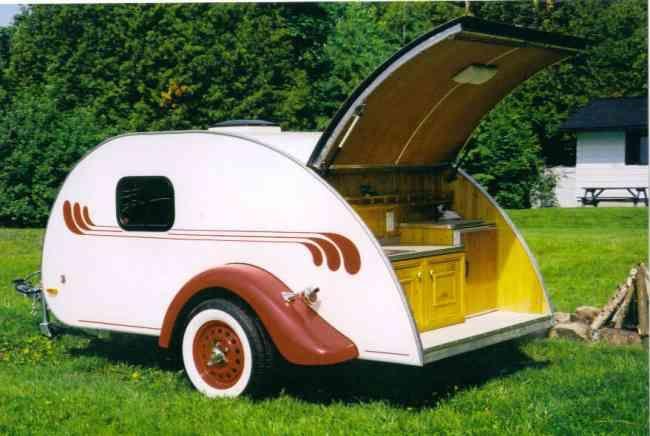 42++ Teardrop campers travel trailers laptop