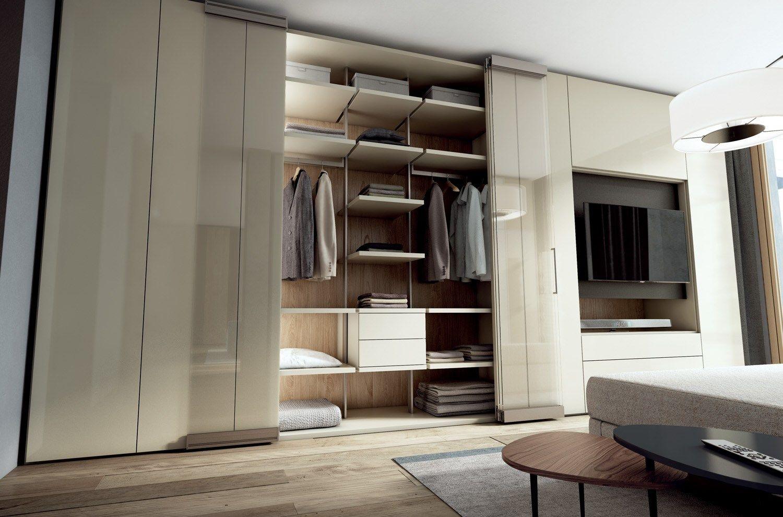 Roomy Armoire Avec Tv Intégré By Caccaro Design Sandi Renko R
