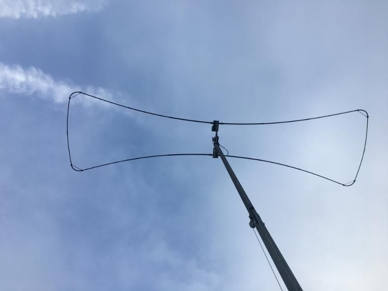 Amateur stepper antenna