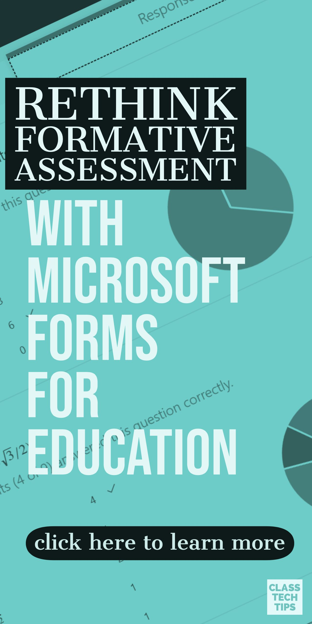Rethink Formative Assessment with Microsoft Forms