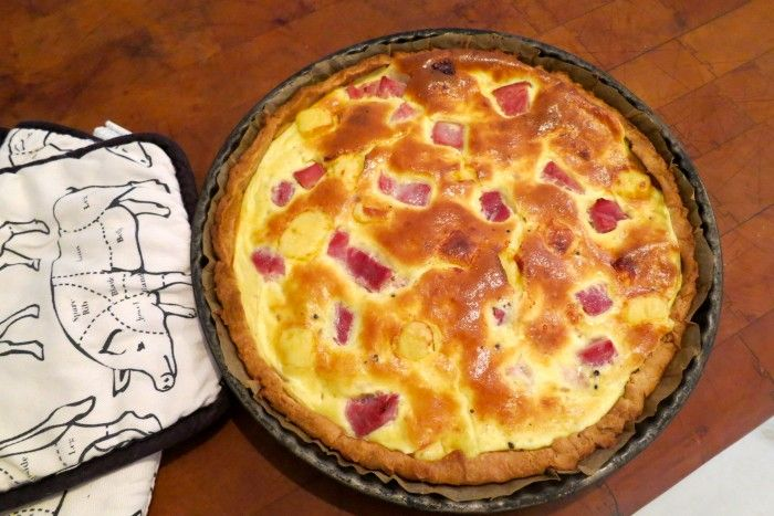 Quiche Quiche Quiche ! The best Lorraine you can bake