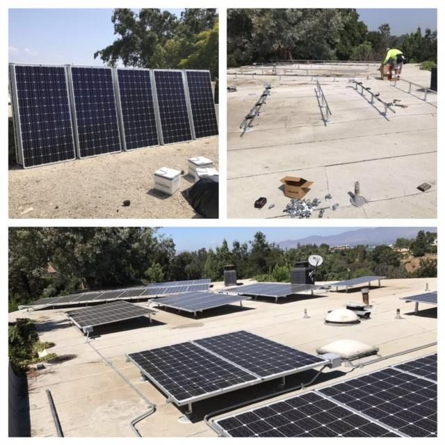 Before After Amazing Job To Our Down South Crew Gosolar Solarenergy Solarpower Solarpower Honestqualityworkmanshi With Images Solar Bronx Nyc Modern Craftsman