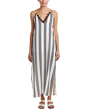 BEULAH Striped Maxi Dress  ; Our price: $64.99