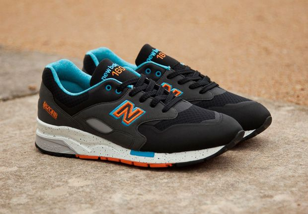 New Balance 1600 negro
