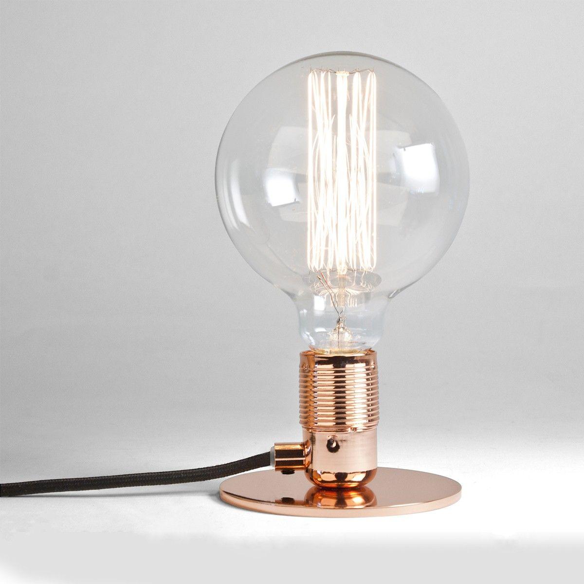 Lampe 224 Poser Frama Cuivre Lamp Lampes De Table Lampe 224 Poser
