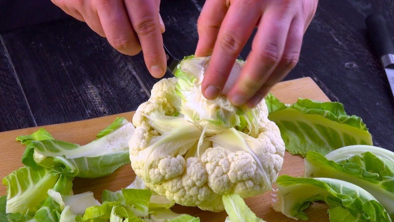Photo of You have never eaten cauliflower so brilliantly. Mmmega!