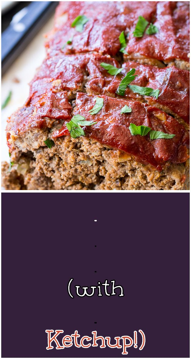 Whole30 Paleo Meatloaf With Whole30 Ketchup It Might Be Spring
