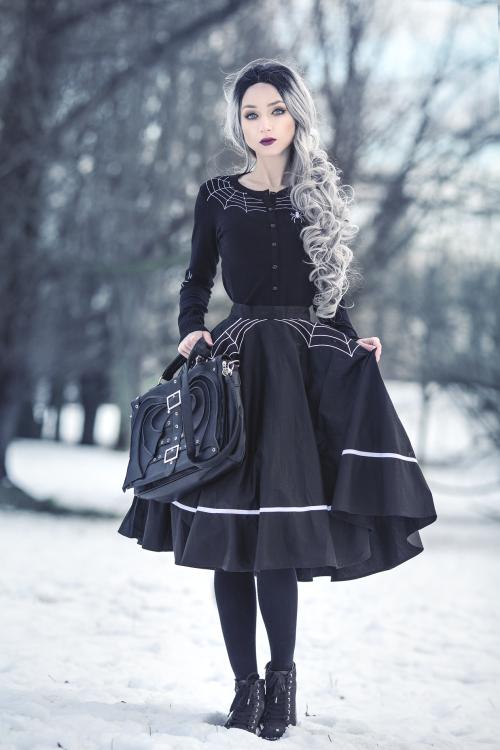 black widow in spidernet