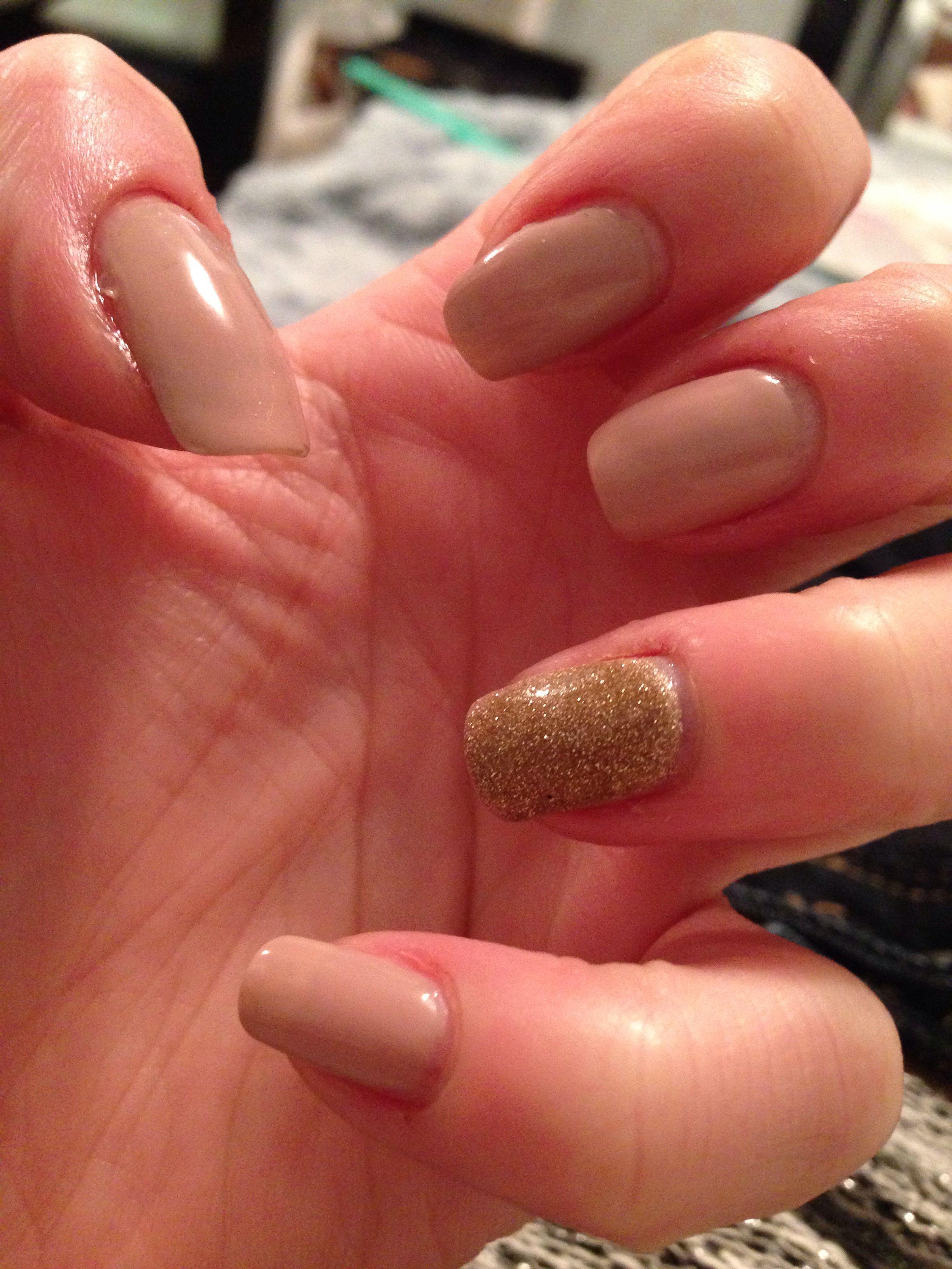 My nail, natural nails, taupe shellac sensationail gel   Nails ...