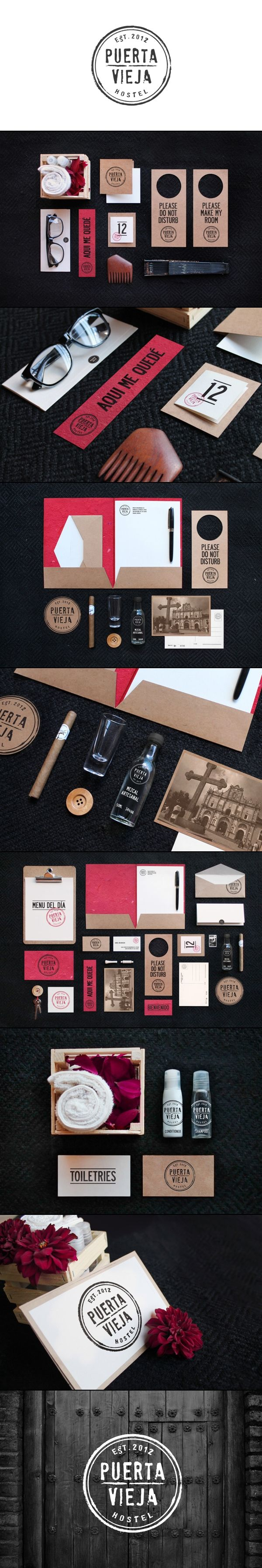 Graphic corporate design stationary business card packaging and marketing material. Patriushka Orts