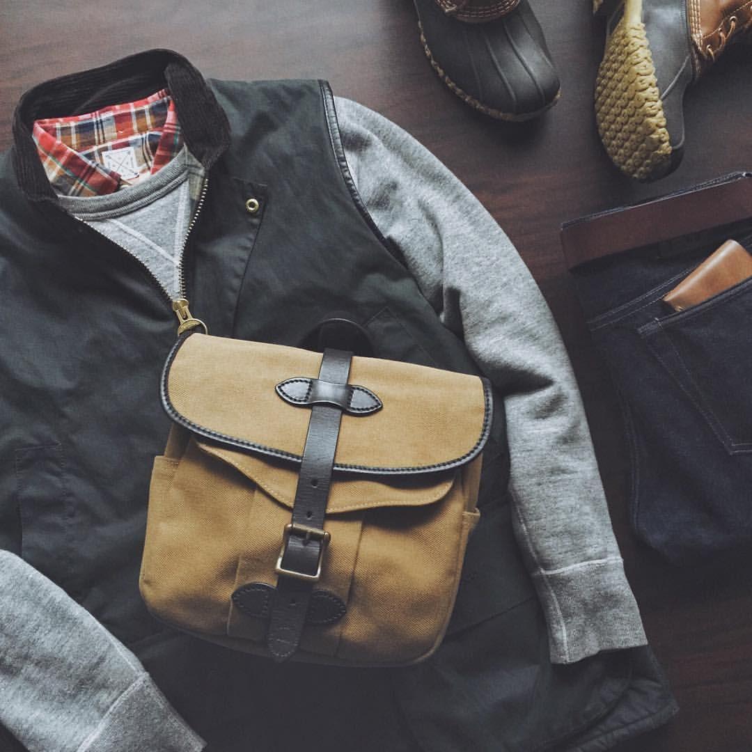 Essentials Sweatshirt Buzz Rickson Shirt Kiel James
