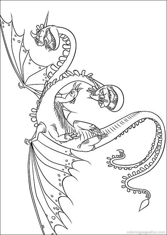 How To Train Your Dragon Coloring Pages 18 How Train Your Dragon Dragon Coloring Page How To Train Your Dragon