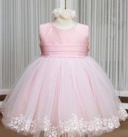 3ee2b4f988 Vestidos de princesa para bebés de 1 año - Imagui