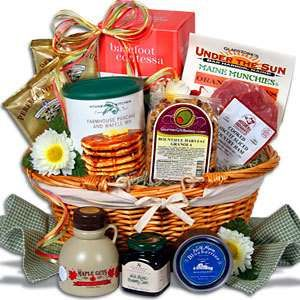 Breakfast gift basket easter gift basket ideas order easter breakfast gift basket easter gift basket ideas order easter baskets negle Choice Image