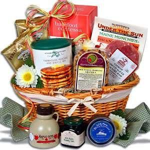 Breakfast Gift Basket Easter Ideas Order Baskets