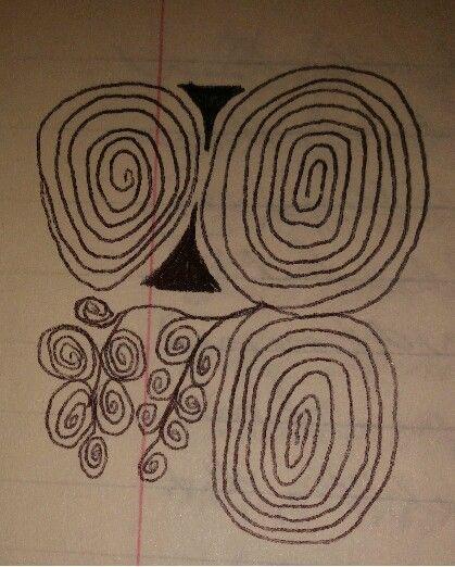 Doodle _ spirals