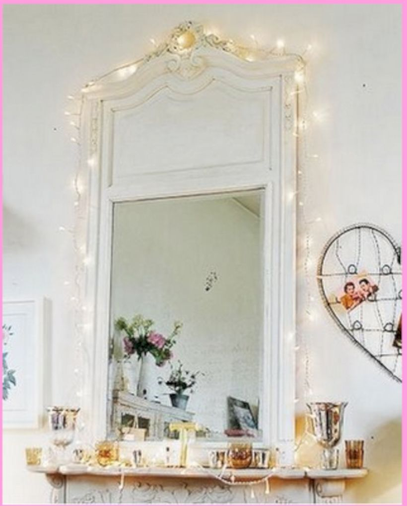 51 Twinkly Ways to Light Up Your Home with Christmas Fairy Light ...