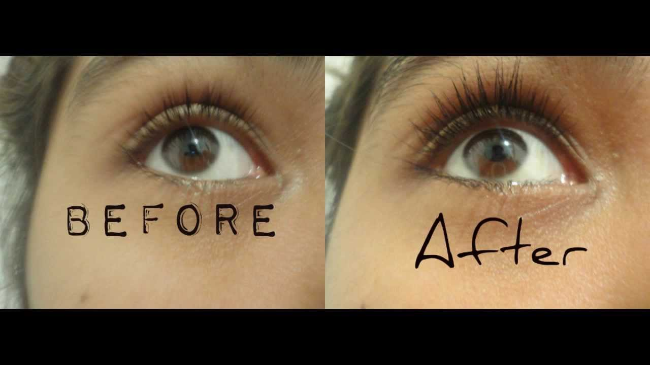 Diy Make Your Own Eyelash Growth Serum It Really Works