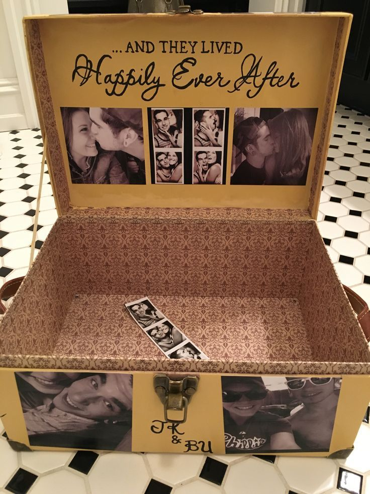 Memory box valentines day for him valentines day