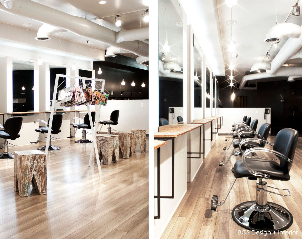 House Design Captivating Hair Salon Interior Design With