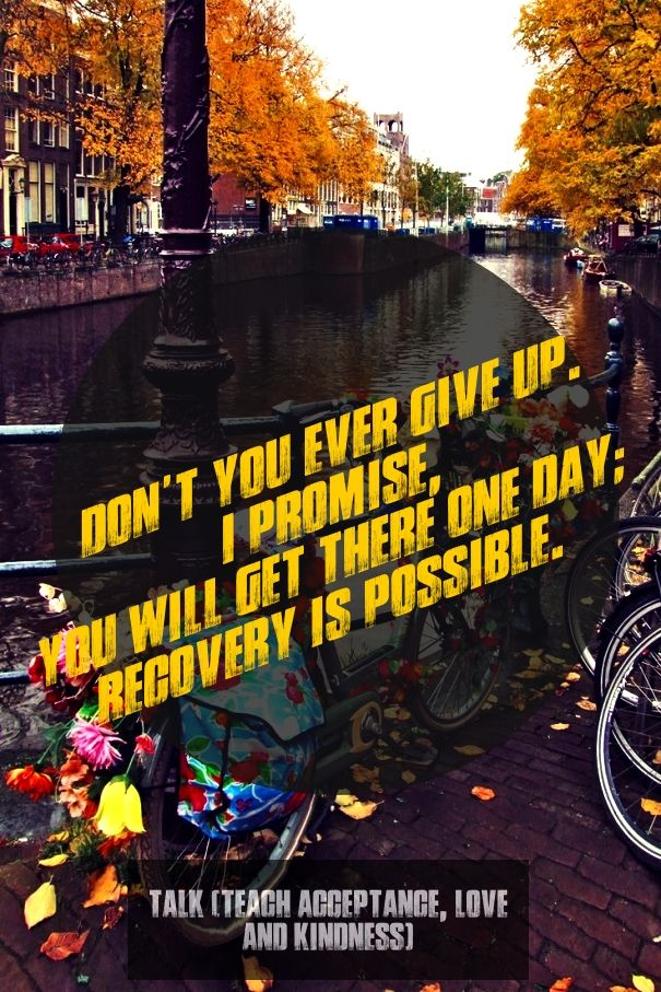 Hope on never give up quotes