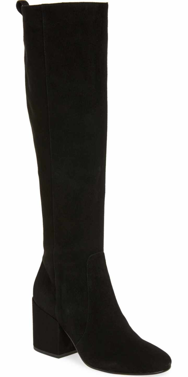 40d4579d9 Free shipping and returns on Sam Edelman Thora Knee High Boot (Women) at  Nordstrom.com. A chunky