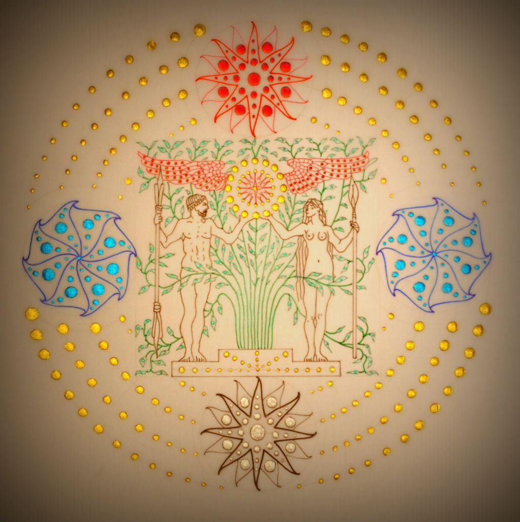 yoga de la magie - Mark Golding
