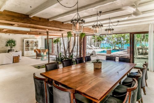 Soulmate24.com Villa La Semilla, Riviera Maya… #beautiful #homes #luxury #royalty #class Mens Style