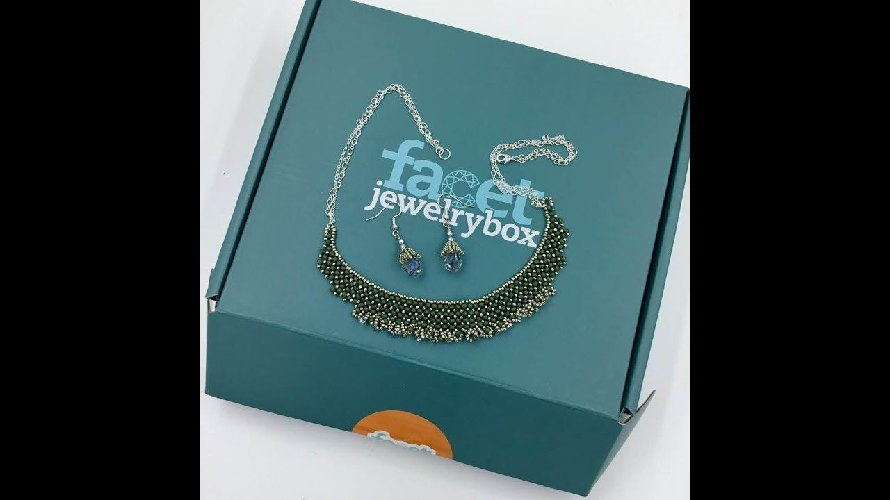13++ Silver and gold jewelry subscription box info