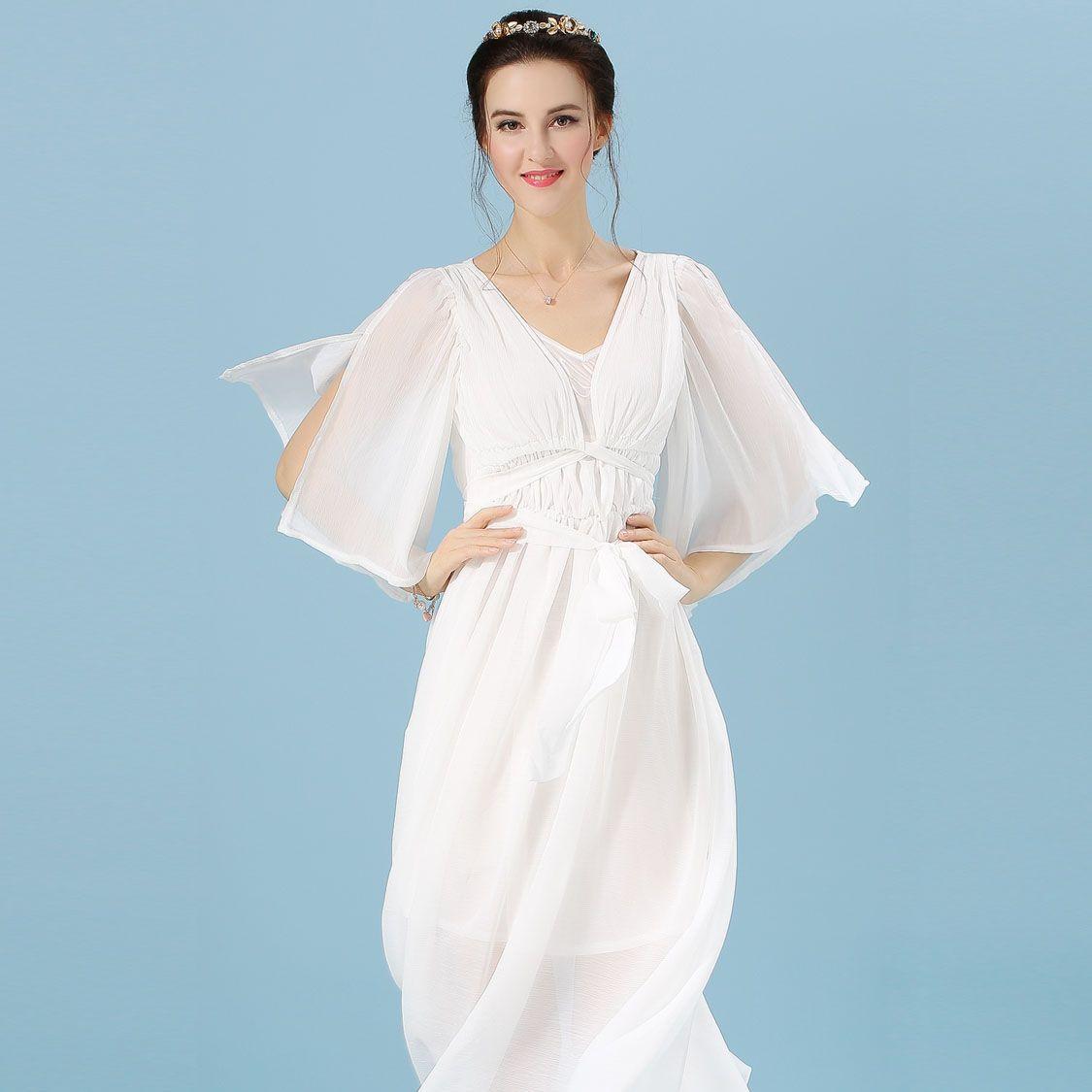 long dress greek style - Google Search   saty   Pinterest   Roman ...