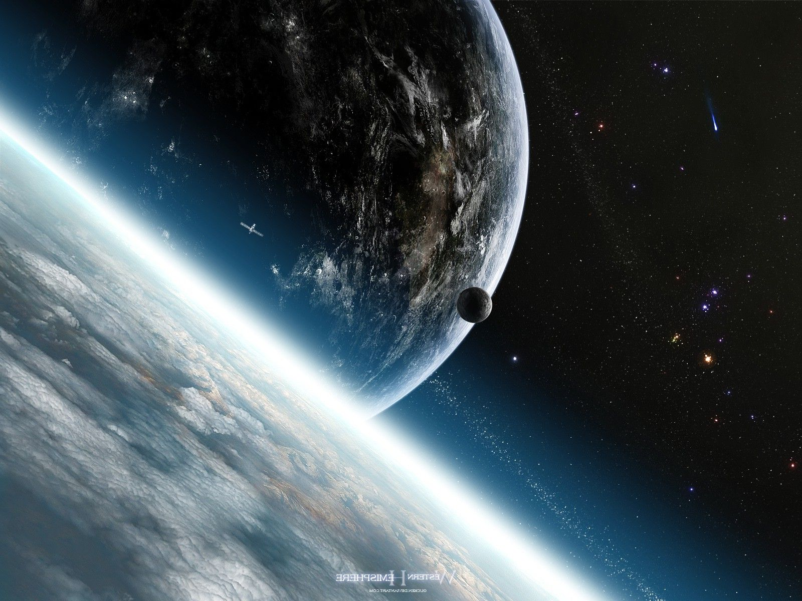 Download Hd Wallpapers Of Space Planet Free