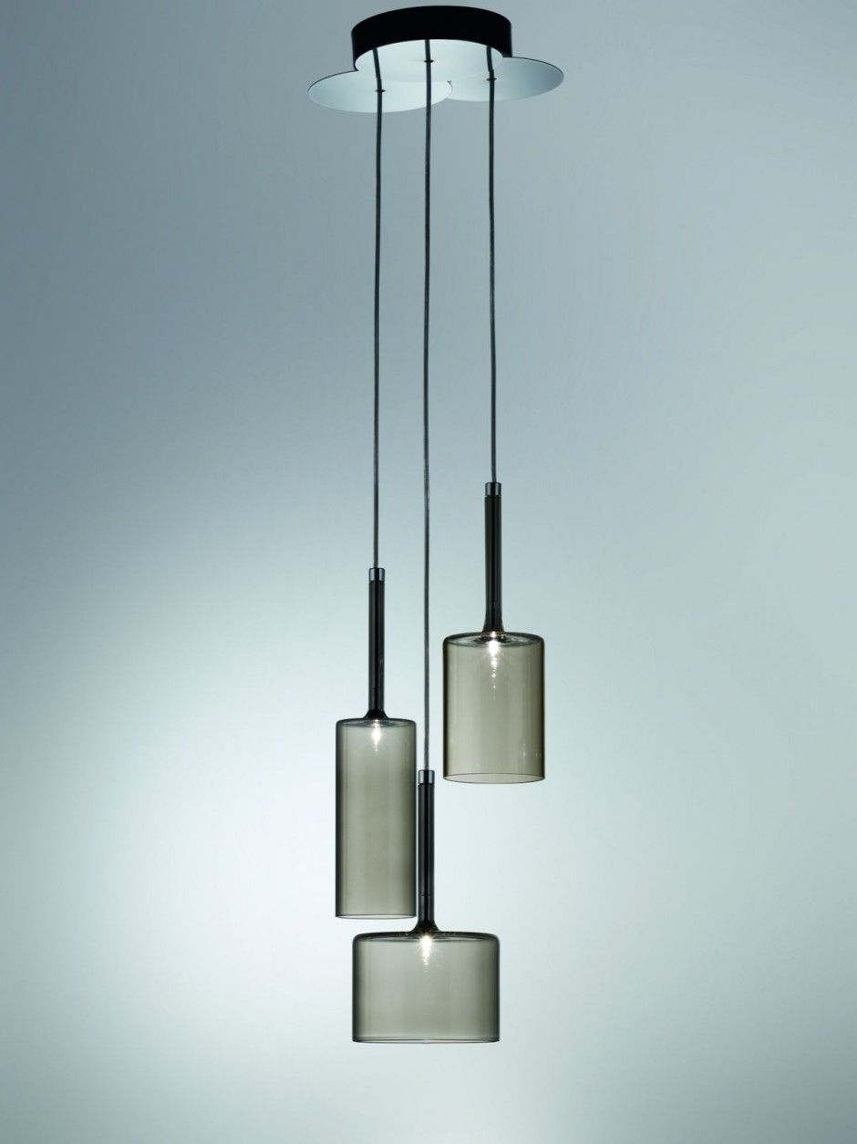 LIGHTING :: Italian Lighting Manufacturer Axo Light Have Introduced The  Spillray Pendant Lamp