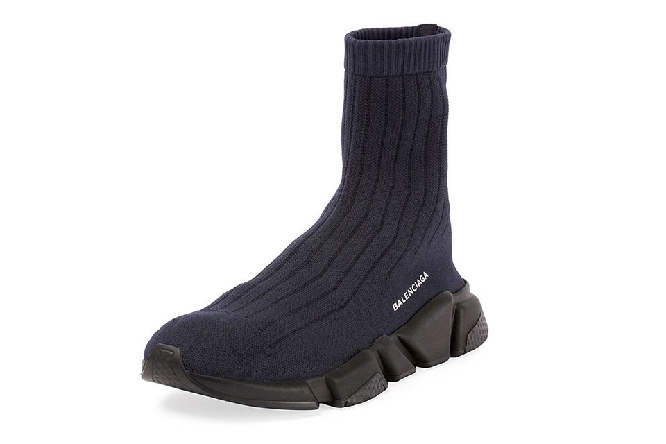 a5dc066a457a Balenciaga Drops a New Sock-Like Speed Ribbed Low Trainer