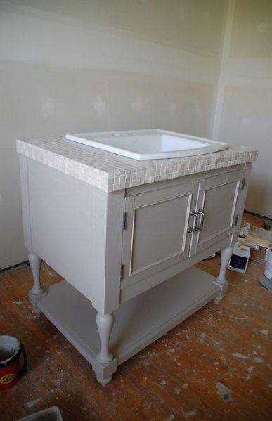Super Bathroom Vanity Top Redo Tile 40 Ideas Bathroom