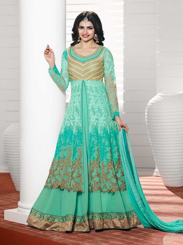 Pin by zoya shaikh on Anarkali,Suits, Indowesturn Dress | Pinterest ...