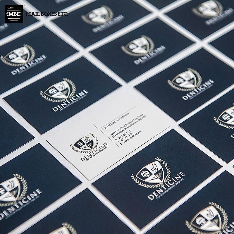 MBE: Business Card specialist http://www.mbebrisbanecbd.com.au ...