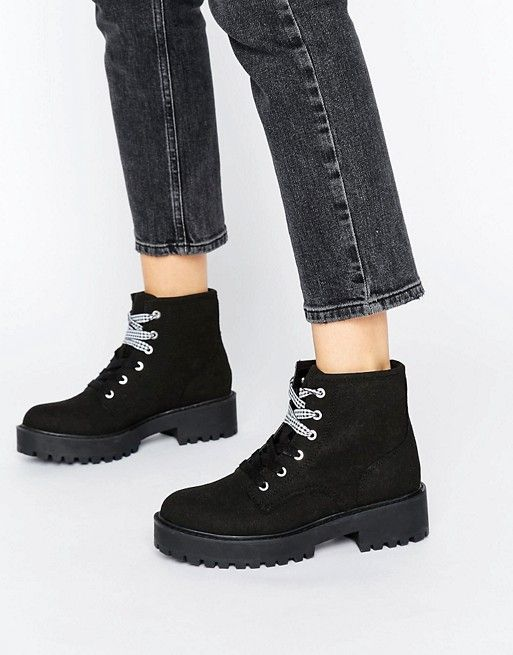 5df5d29407bb Discover Fashion Online Black Work Boots