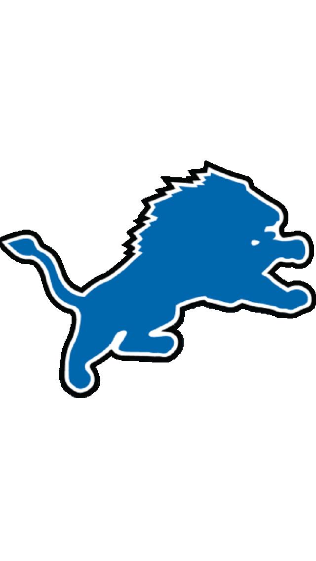1 Detroit Lions 2003 2008 6 Seasons Nfl Detroit Lions Nfl Logo Nfl Teams Logos