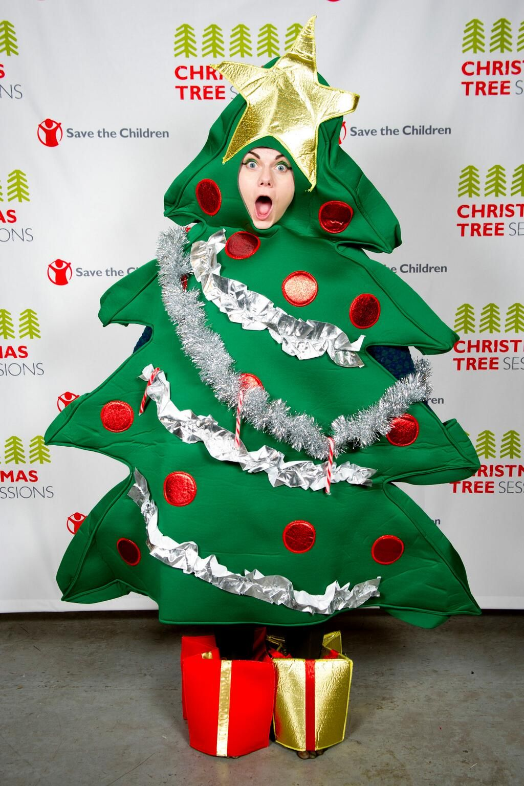 Login Or Sign Up Caitlin Moran Christmas Christmas Tree