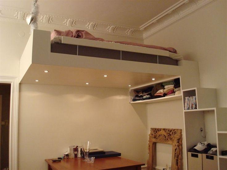 Hochbett Selbst Gebaut : cool badezimmer die architektur ebenfalls hochbett selber ~ Watch28wear.com Haus und Dekorationen