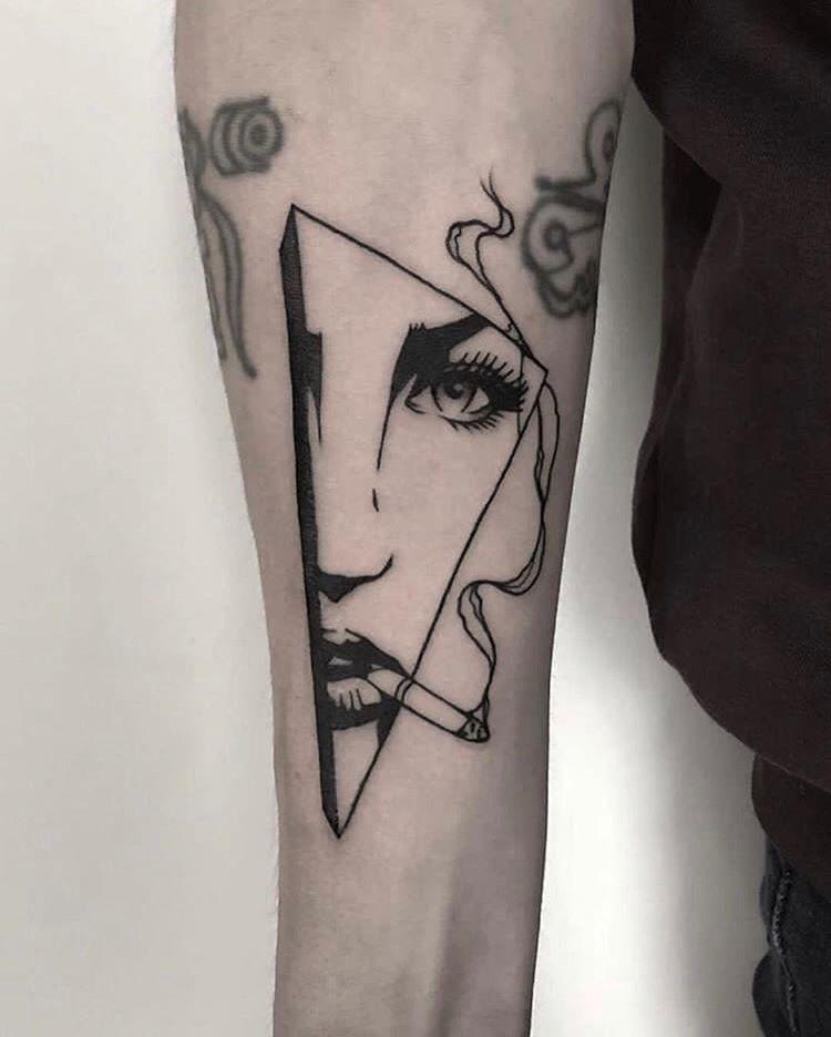 Which Tattoo Do You Enjoy Most 1 6 Work By Blvckmoontattoo Armtattoo Smalltattoo Blackink Blacktat Smoke Tattoo Tattoos Blackwork Tattoo