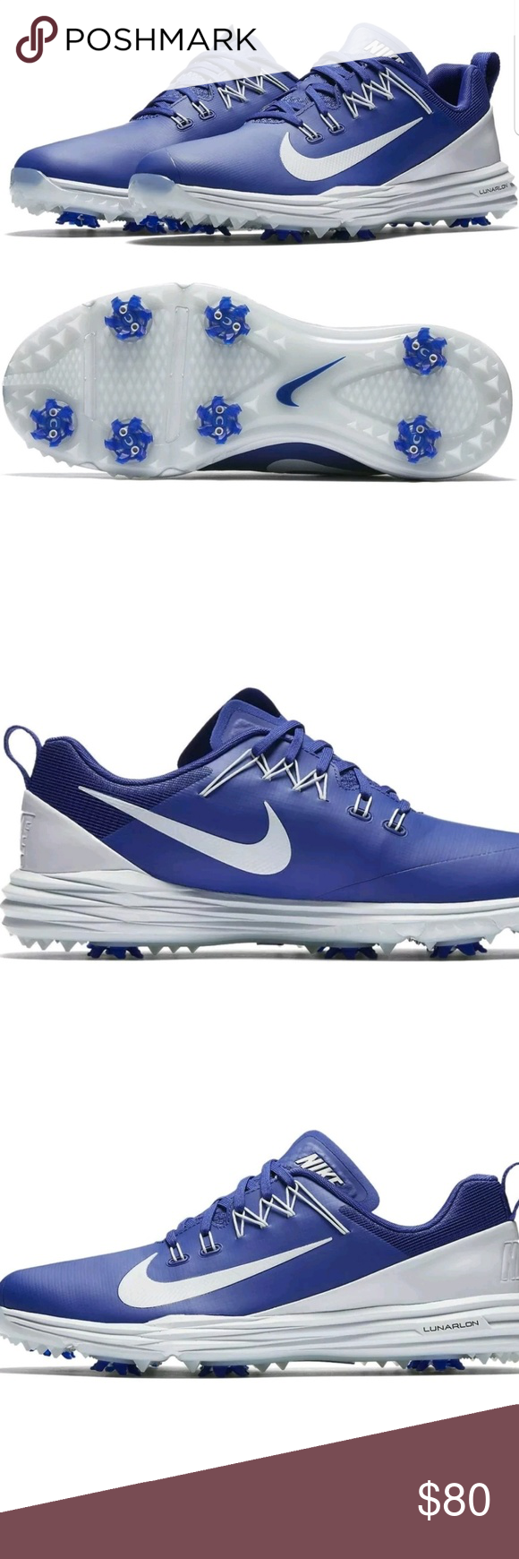 3a98aa602b8c NIKE LUNAR COMMAND 2 GOLF SHOES YOU ARE LOOKING AT A NEW PAIR OF MEN S NIKE