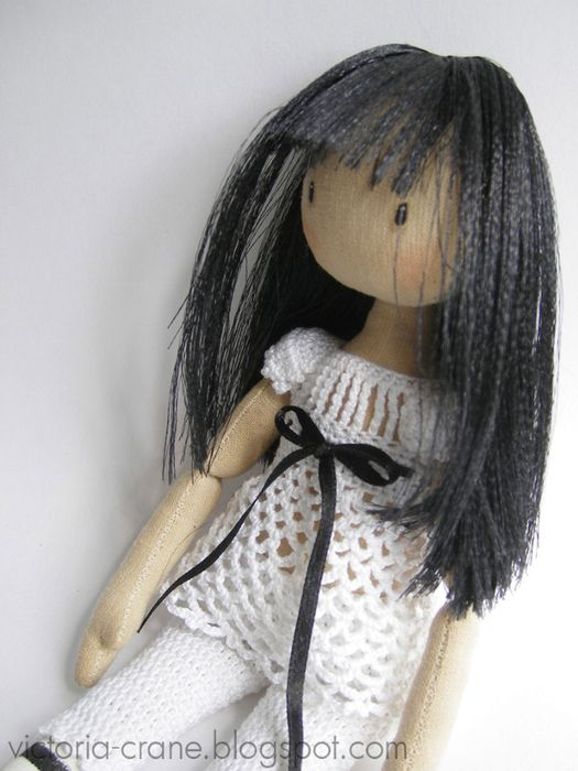 Mimin Dolls: Doll base Suzanne Woolcoltt