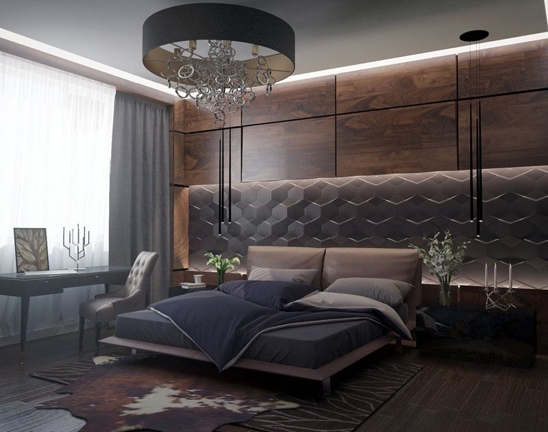 Wall Texture Designs for Your Living Room or Bedroom ...