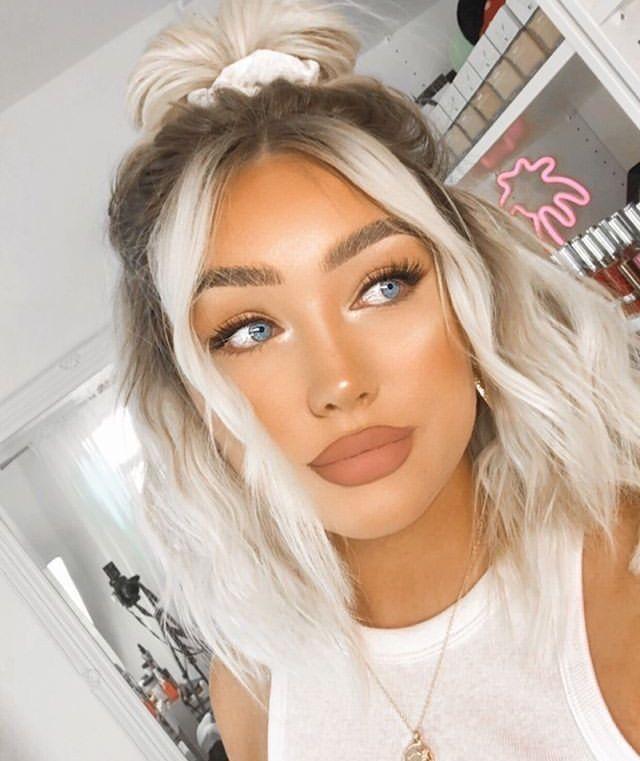 10+ belles idées de maquillage et de coiffure
