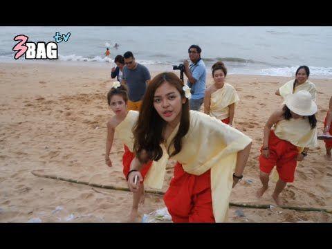 [3BAGtv/쓰리백 티비] 파타야 소녀들의 습격!! (3BAG's pattaya TV interview)