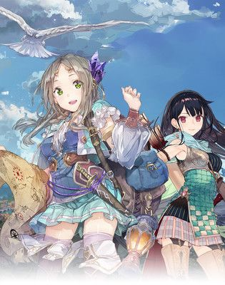 Atelier Firis: The Alchemist and the Mysterious Journey Game's 2nd Promo Introduces Cast